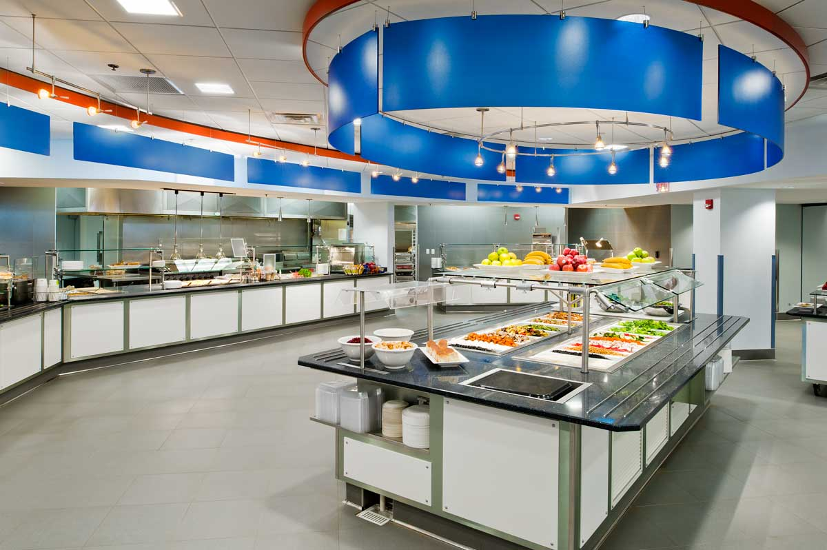 Citizens Bankcorporate Dining Servery Amp Caf 233 Cranston Ri