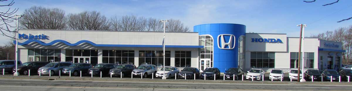 Captivating Vision 3 Architects Completed 30,000 S.f. Interior And Exterior Renovations  To Majestic Honda On Route 2/Quaker Lane In West Warwick, RI To Comply With  ...