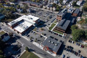 providence community health centers prairie avenue medical campus aerial