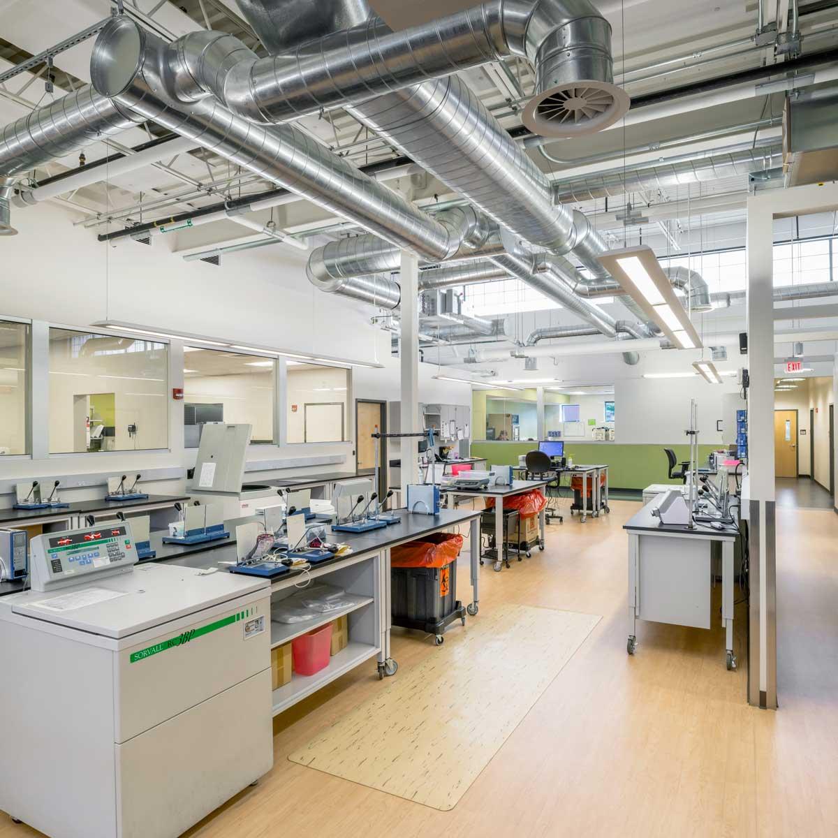 Rhode Island Blood Center LaboratoryProvidence, RI ...