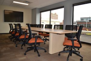 roger williams university downcity providence campus conference room