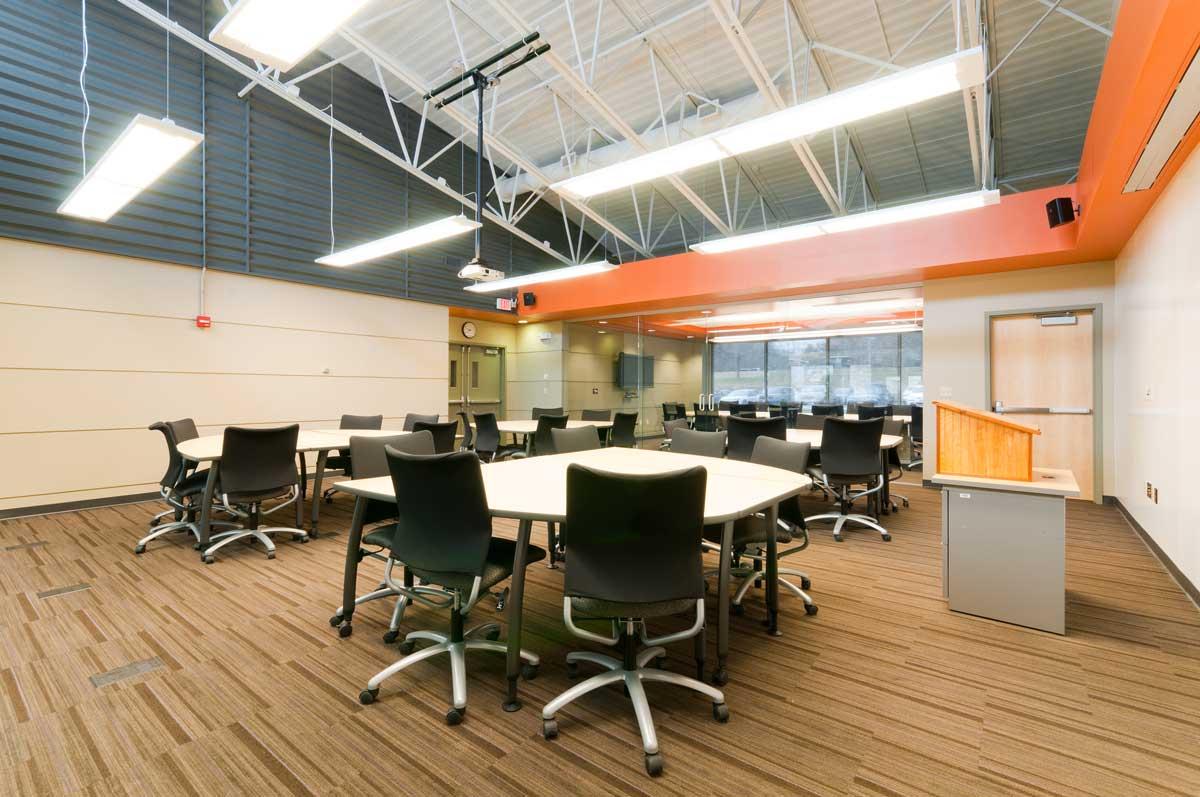 Classroom Design Scholarly ~ Roger williams universitycm project centerbristol ri
