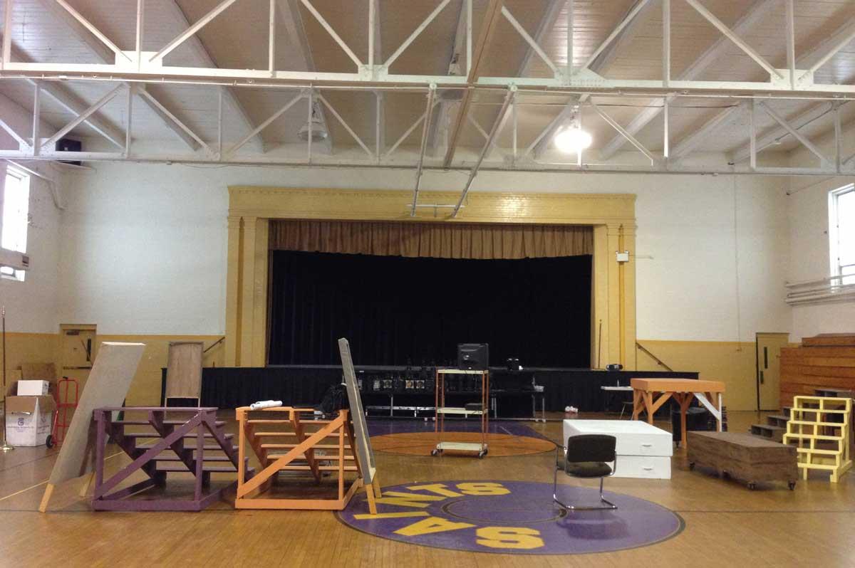 Saint Raphael Academycoutu Theaterpawtucket Ri Vision 3