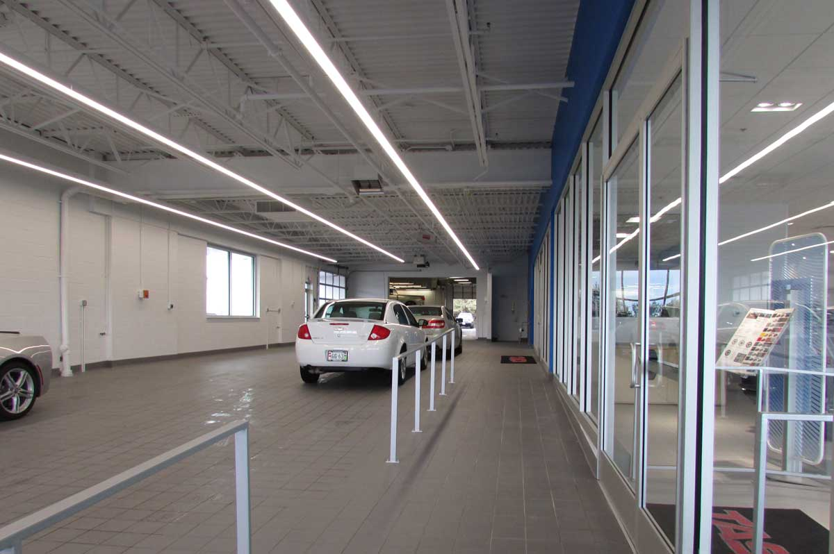 Tasca Ford Seekonk >> Tasca ChevyWoonsocket, RI - VISION 3 ARCHITECTS